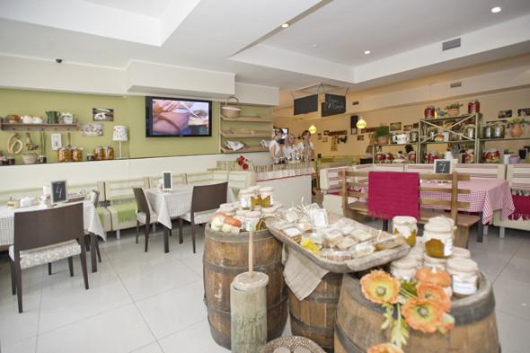 Новое место (Киев): Ресторан-базар «Коза Дереза». Зображення № 2.