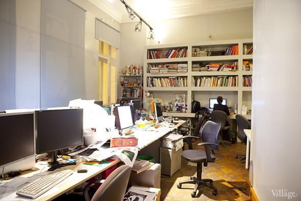 Офис недели (Москва): Ostengruppe и Zoloto. Изображение № 9.