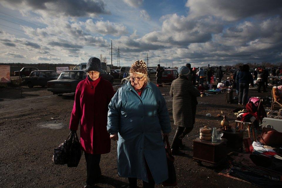 Камера наблюдения: Москва глазами Марии Плотниковой. Изображение №12.