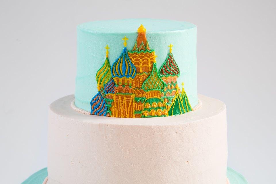 Шоколадные купола: Кондитеры готовят альтернативные торты Москвы. Изображение № 5.