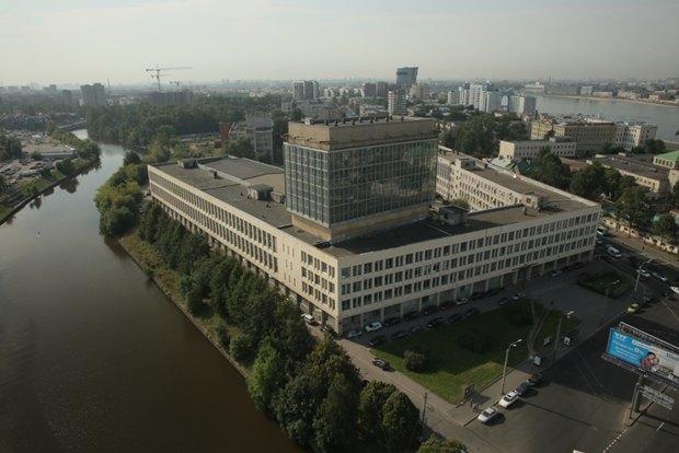 Здание Центрального конструкторское бюро машиностроения. Изображение № 2.