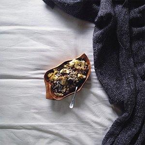Пищевая плёнка: 41 красивый Instagram седой. Изображение № 86.