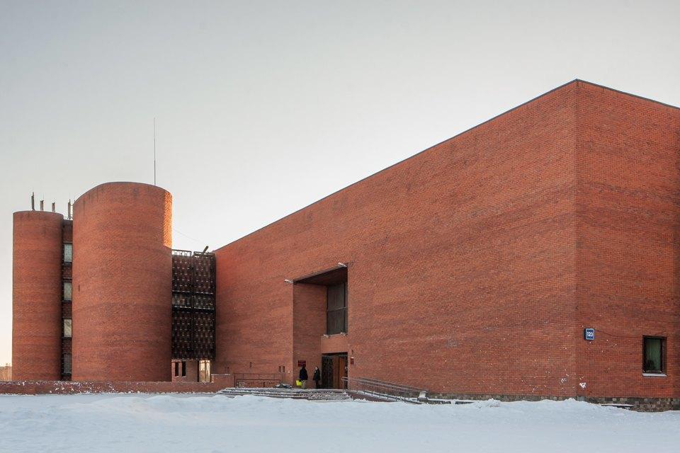 Архитектор Михаил Князев — оПалеонтологическом музее . Изображение № 2.