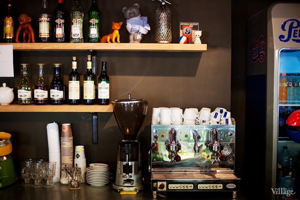 Новое место: Кафе-бар «Продукты». Изображение №5.