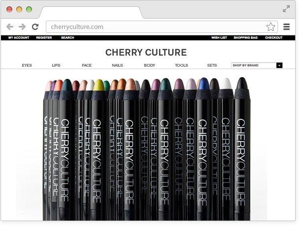 12 онлайн-магазинов косметики. Изображение № 9.