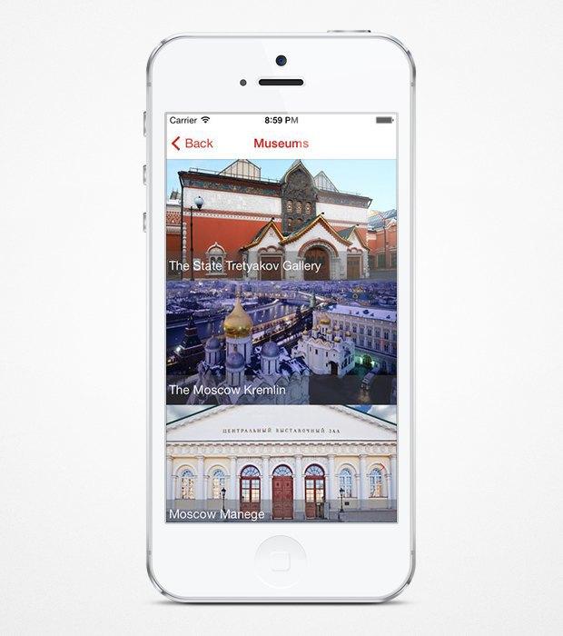 Вышло приложение-гид по Москве для иностранцев. Изображение № 2.