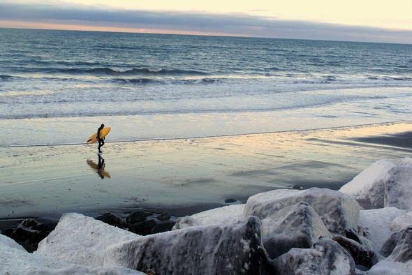 Изображение 3. Солнечный ветер. Несколько мест для любителей наблюдать полярное сияние из своего окошка.. Изображение № 18.