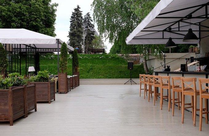 На ВДНХ открылось кафе «Лето» . Изображение № 4.