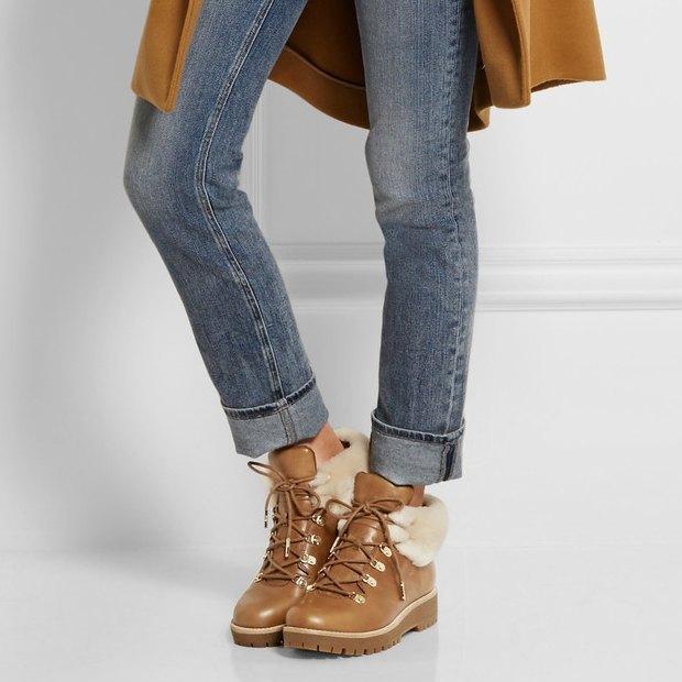 33 пары женской обуви на зиму. Изображение № 19.
