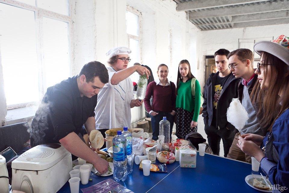 Люди в городе: Участники тестового ресторанного дня вПетербурге. Изображение № 8.
