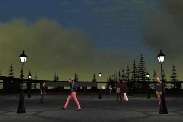 Чего хочет Москва: Четыре районных парка. Изображение № 27.