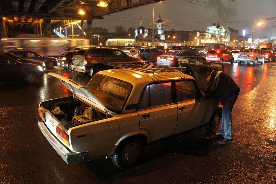 Камера наблюдения: Москва глазами Игоря Стомахина. Изображение № 7.