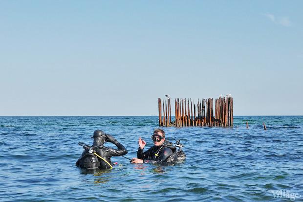 На воде: Виндсёрфинг, вейкбординг и дайвинг в Одессе. Изображение №40.