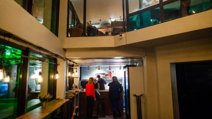 На Новослободской улице открылся бар Garden: Beer and Coffee. Изображение № 1.