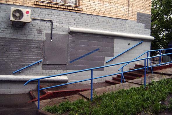 Работы Игоря из серии Street geometry figures, 2007-2008 гг. Изображение № 23.