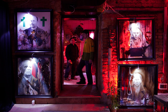 В Москве открылся музей телесных наказаний. Изображение № 10.