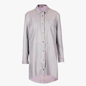 Что надеть: Платья Asos, рубашка Kate Bosworth x Topshop, свитер Numph. Изображение № 1.
