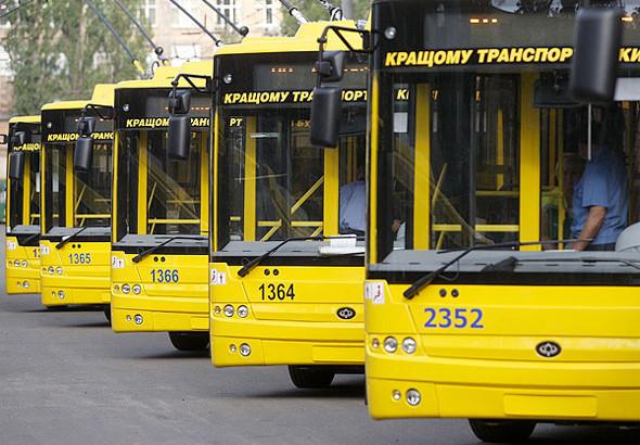 Городской автопарк пополнился 50 новыми автобусами и троллейбусами. Изображение № 2.