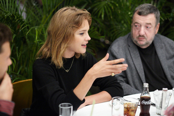 Разговоры на ужине: Люди, которые делают красоту. Изображение № 11.