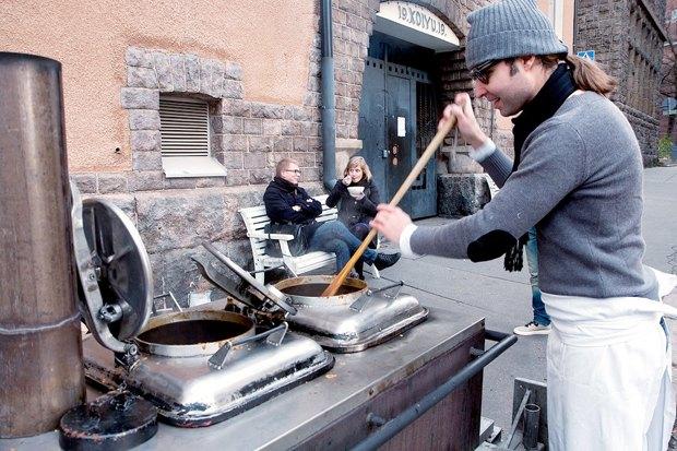 Личный опыт: Как провести «Ресторанный день» в своём городе. Изображение № 19.