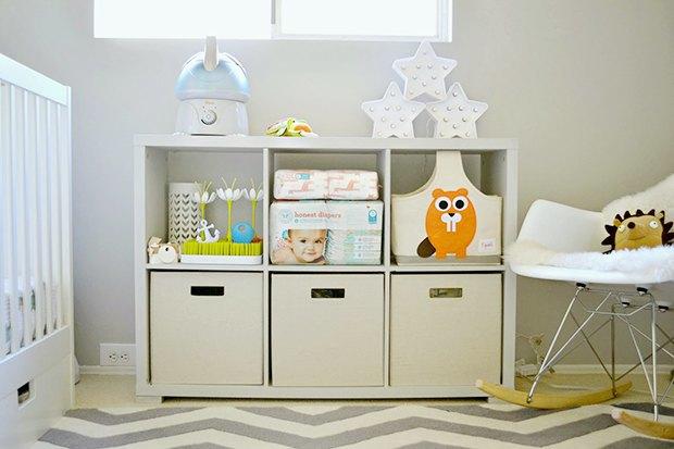 Как организовать детскую воднокомнатной квартире. Изображение № 7.