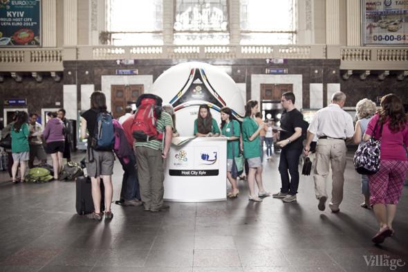 Люди в зелёном: Волонтёры — о гостях Евро-2012. Зображення № 19.