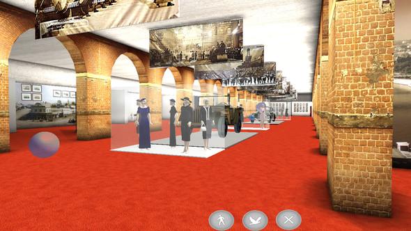 Московские музеи начали оцифровывать. Изображение № 4.