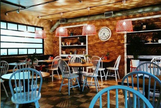 14кафе, баров иресторанов сентября. Изображение № 6.