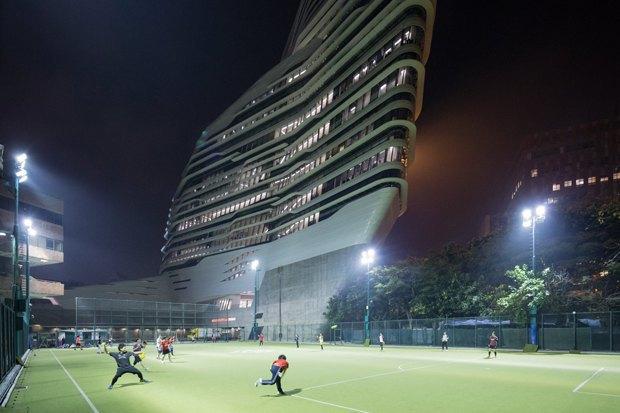 Jockey Club Innovation Tower. Изображение № 9.