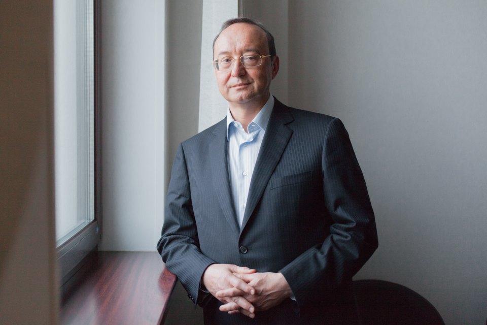 Основатель компании Михаил Николаев. Изображение № 1.