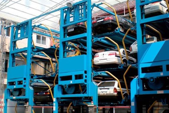 В центре Петербурга появятся автоматические паркинги между домами. Изображение № 3.