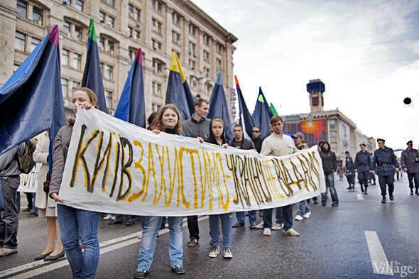 Пусто не бывает: Что киевляне хотят видеть на месте снесённых домов на Андреевском спуске. Зображення № 10.