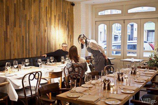 Ресторан ибар Saxon + Parole. Изображение № 4.