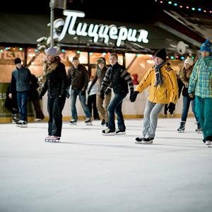 Планы на зиму: 10 катков вцентре Москвы. Изображение № 1.