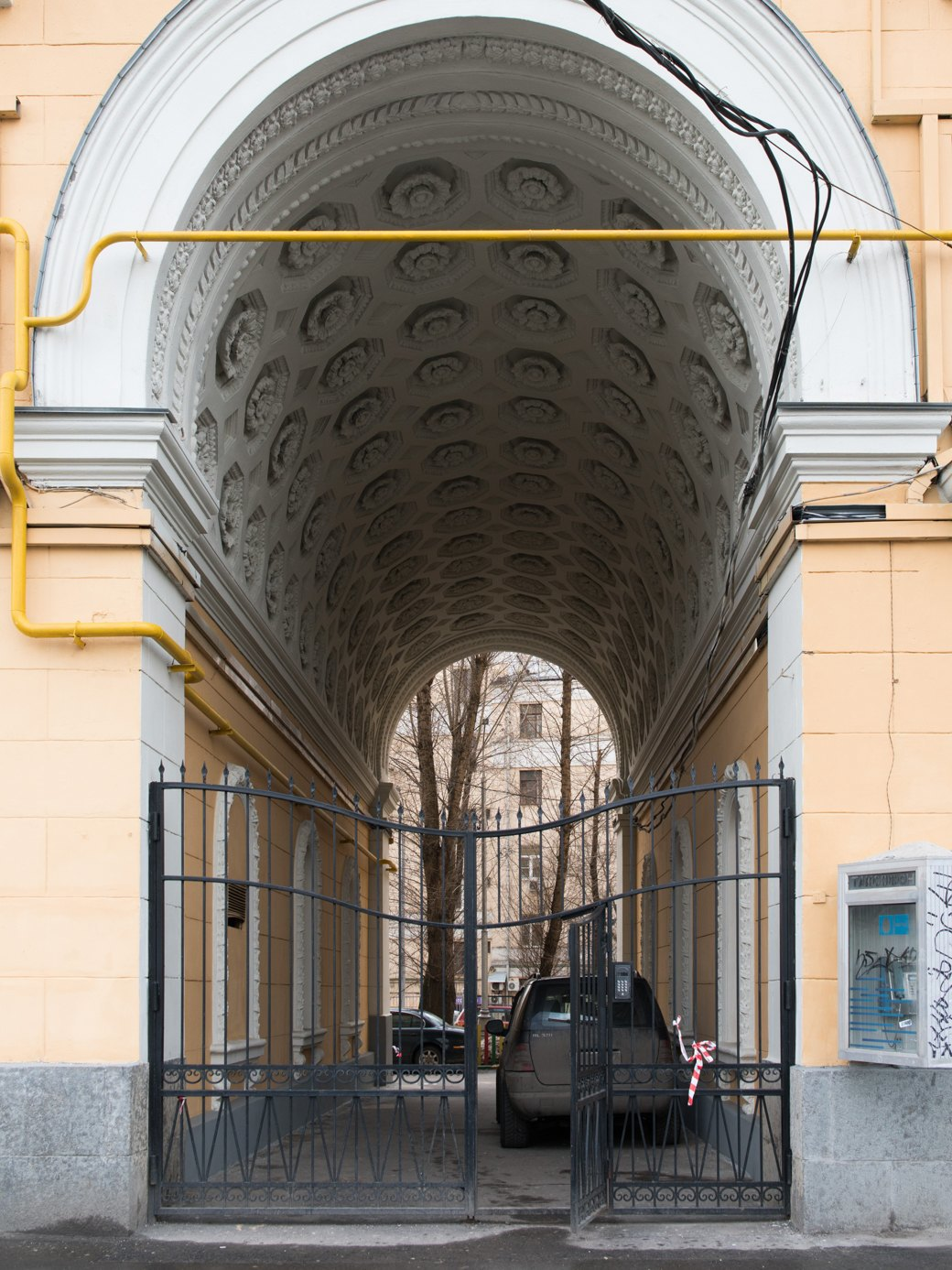 Я живу в «Доме с башенками» уБелорусского вокзала. Изображение № 7.