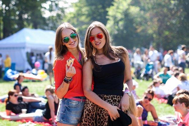 Люди в городе: Посетители фестиваля «О да! Еда!». Изображение №27.