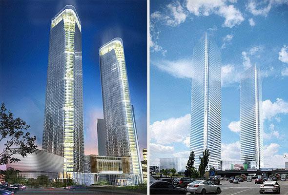 В Киеве построят небоскрёб выше «Паруса». Зображення № 6.