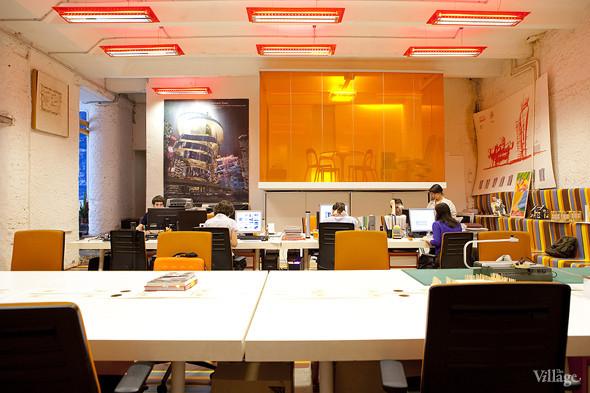Офис недели (Москва): Pole Design. Изображение № 15.