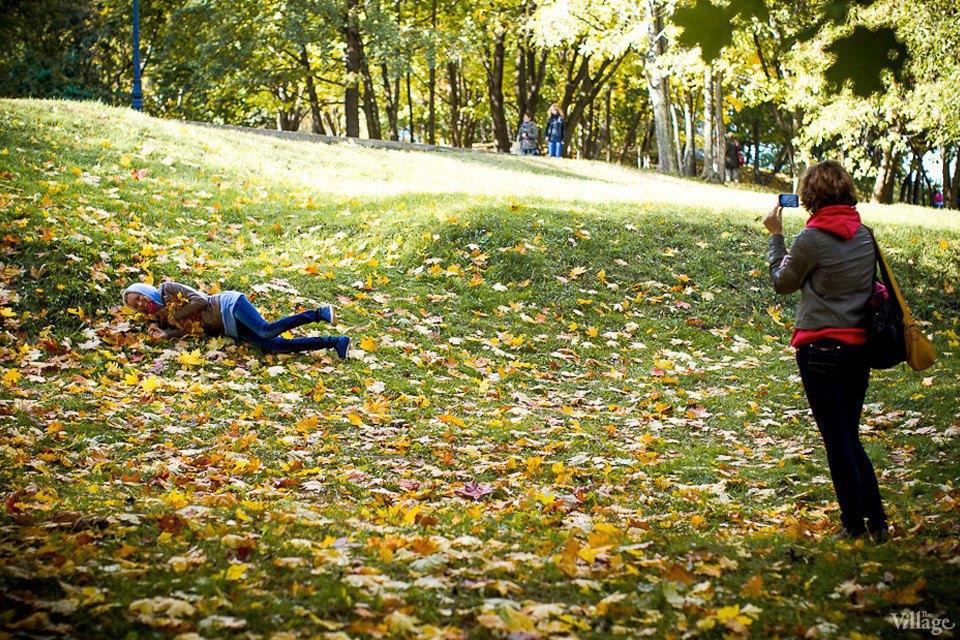 Люди в городе: Любительские фотосессии в парке. Изображение № 24.