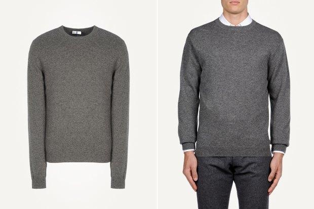 Где купить мужской свитер: 9вариантов от2800 до42тысяч рублей. Изображение № 8.