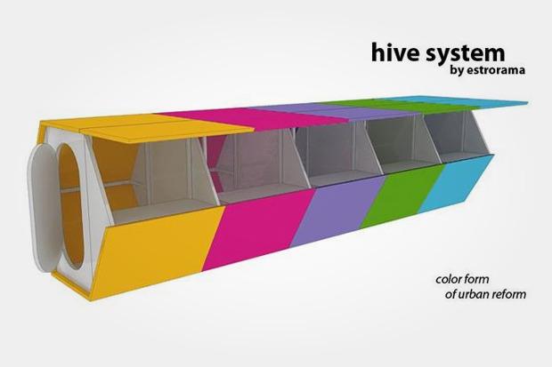 Московская дизайн-студия разработала модули для ярмарок. Изображение №1.