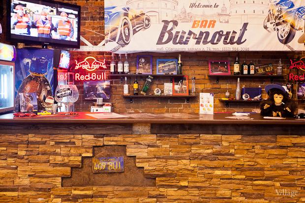 Новое место (Петербург): Burnout Bar. Изображение № 6.