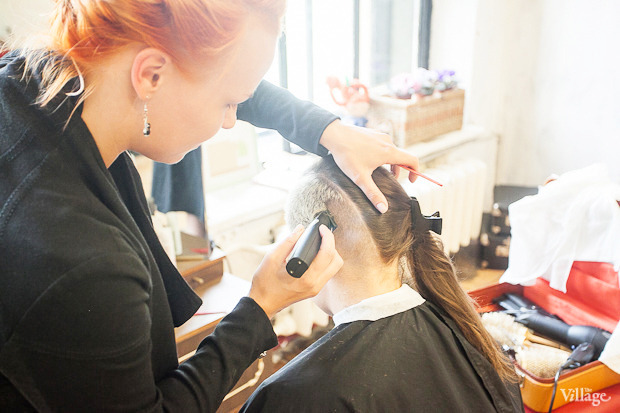 Можно покороче: 5необычных парикмахерских в Петербурге. Изображение № 21.