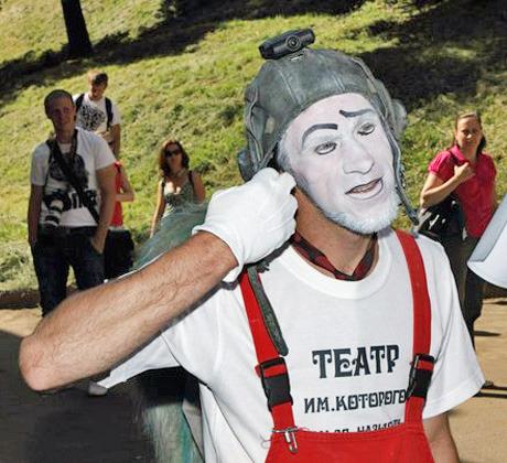 В Киеве пройдёт фестиваль уличных театров и парад шляп. Зображення № 2.
