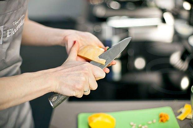 Шеф дома: Ростбиф-салат и тыквенная каша Мириам Сехон. Изображение № 74.