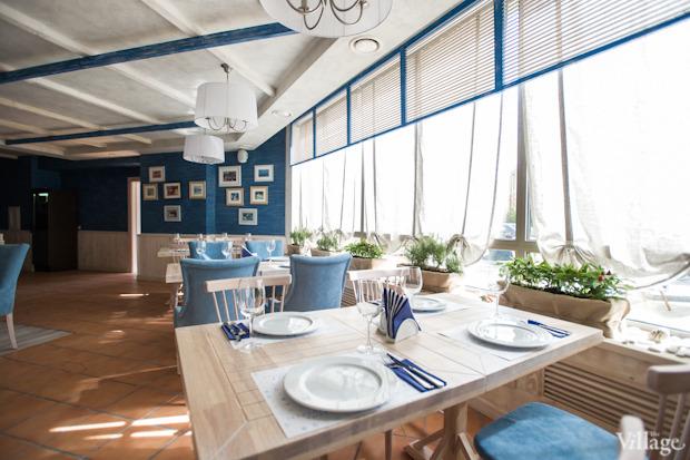 Новое место (Киев): Ресторан «Баркас. Рыба и вино». Изображение № 11.