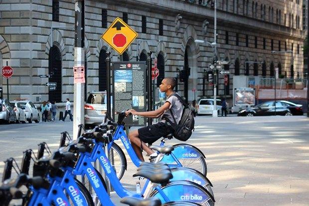 Иностранный опыт: Какзапускали велопрокат вНью-Йорке. Изображение № 10.