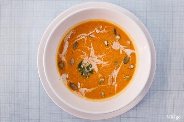 «Тыквенный суп» — 180 рублей. Изображение № 24.