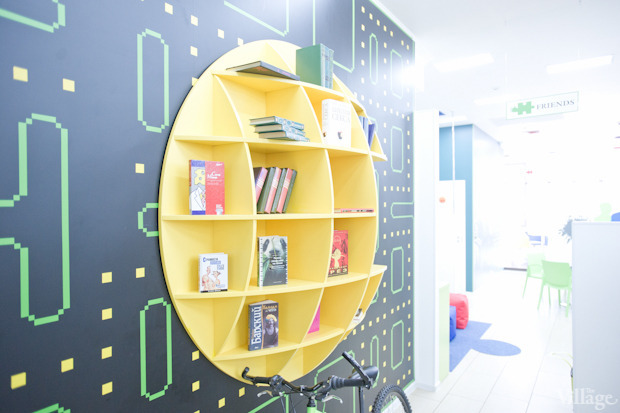 Новое место (Киев): Smart cafe BiblioTech. Зображення № 17.