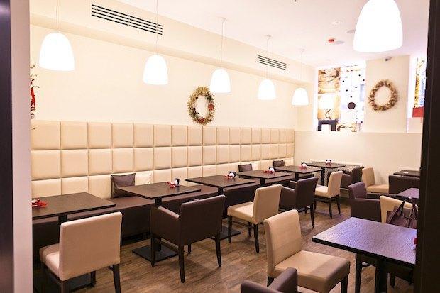 ВСтолешниковом переулке открылось первое вРоссии шоколадное кафе Leonidas. Изображение № 2.